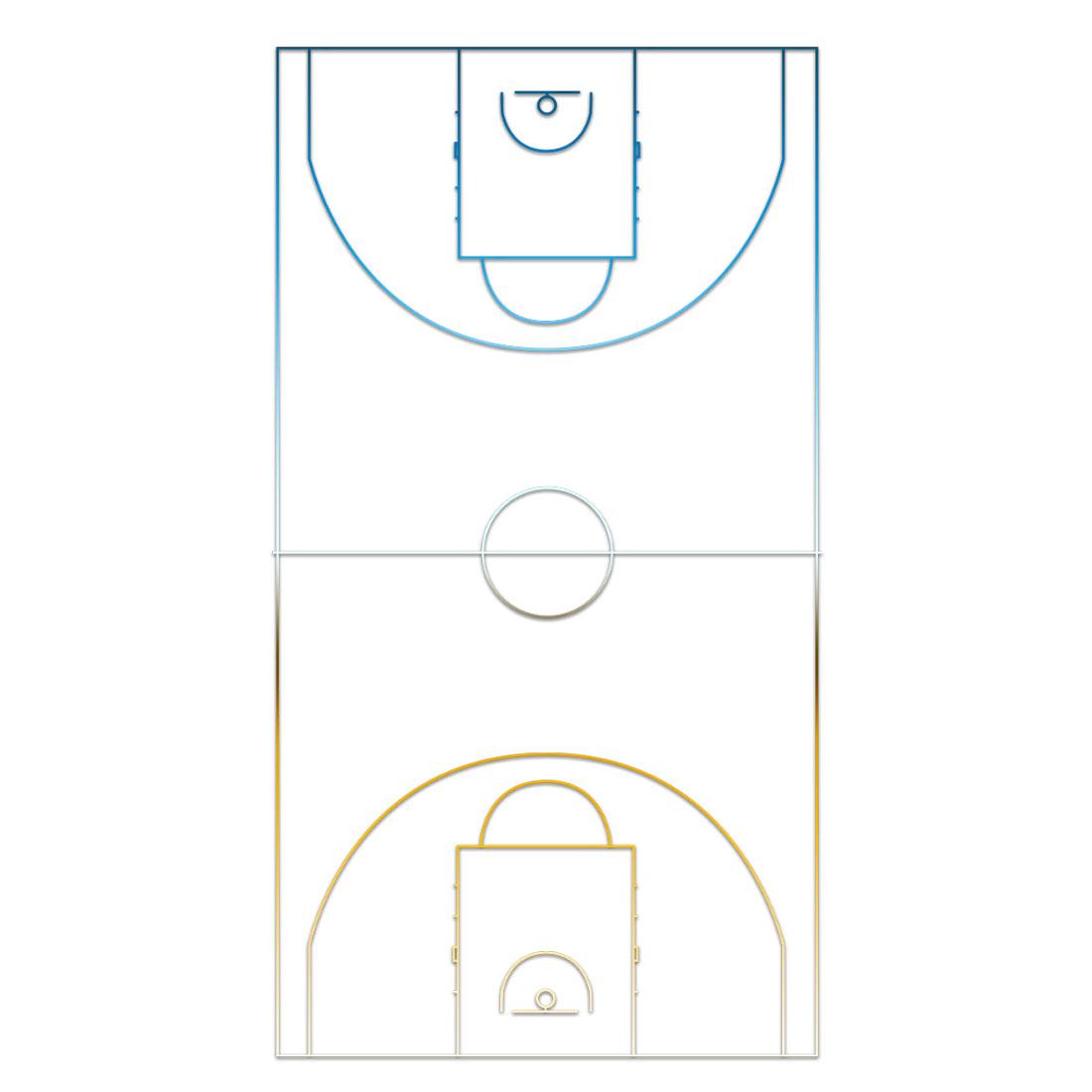 190426 – バスケットボールコート