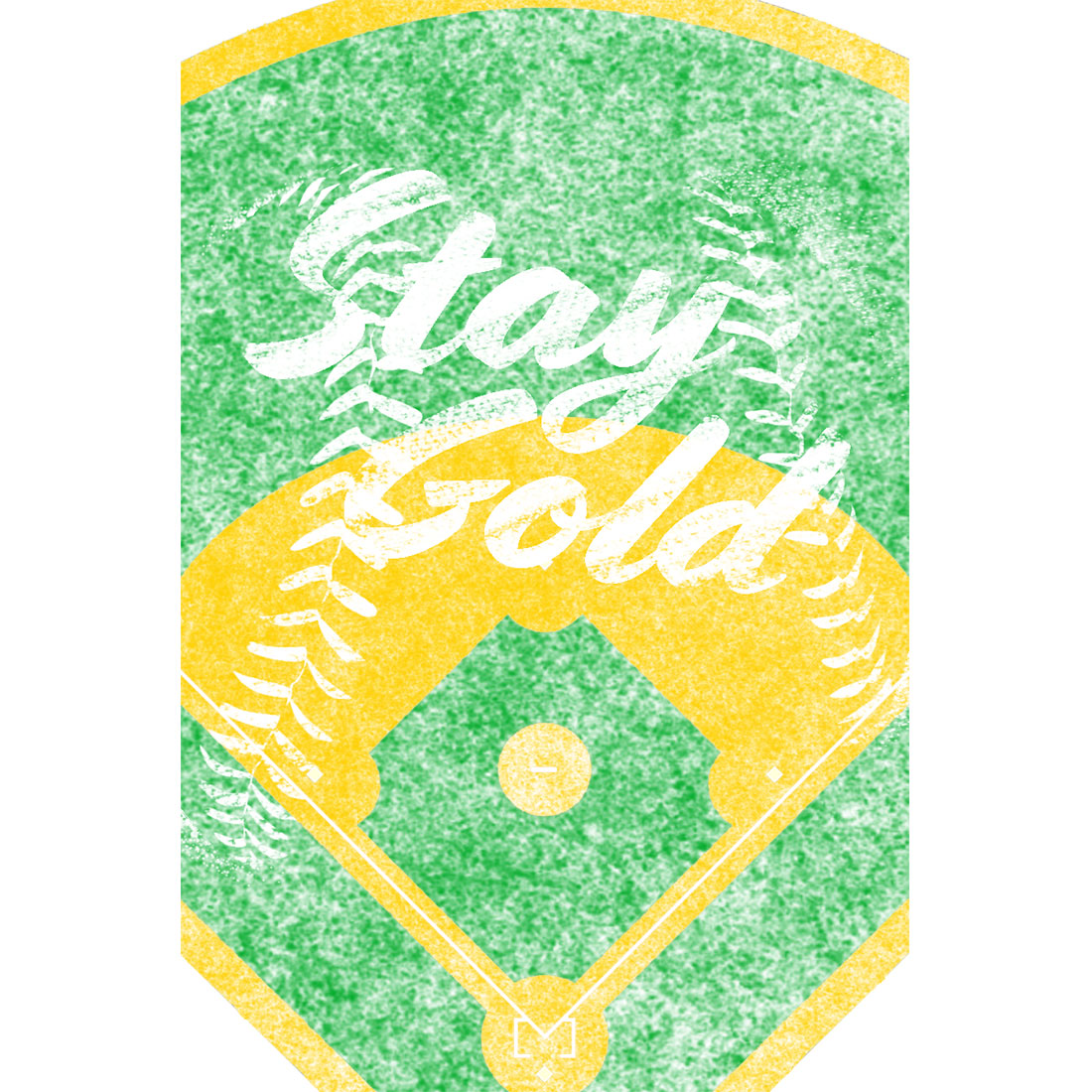 190509 – Baseball Stay Gold