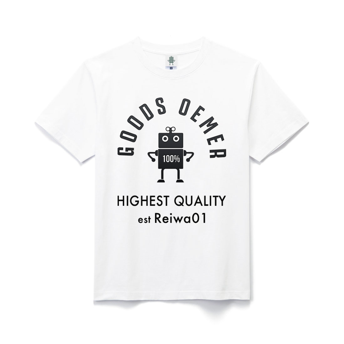 ヘヴィーコットン Tシャツ オフホワイト