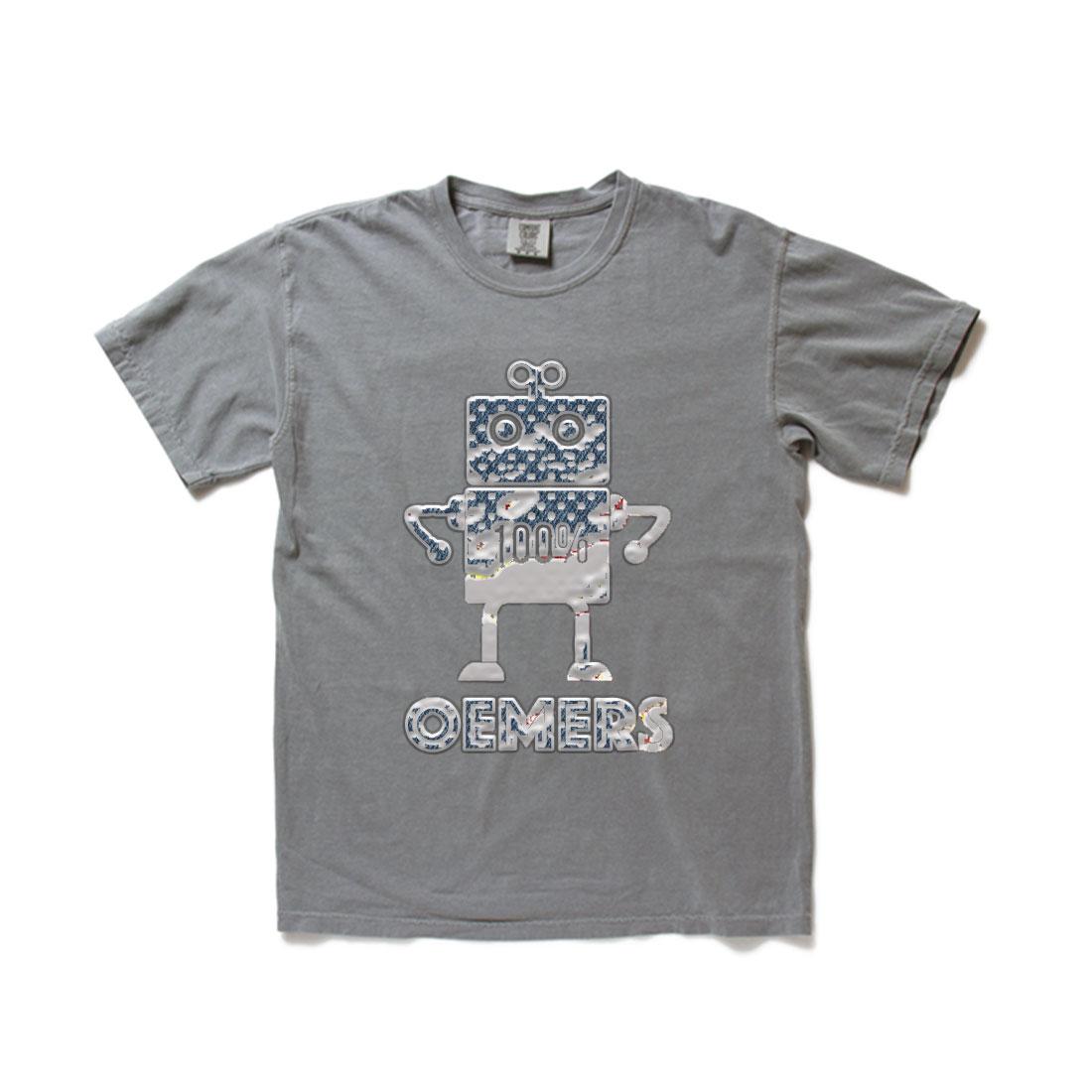 ヴィンテージTシャツ グレー