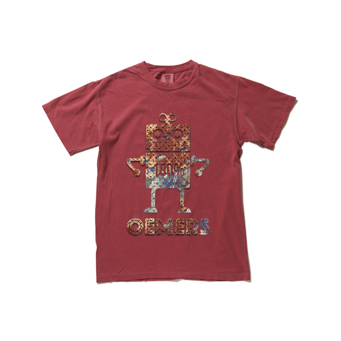 ヴィンテージTシャツ バーガンディ