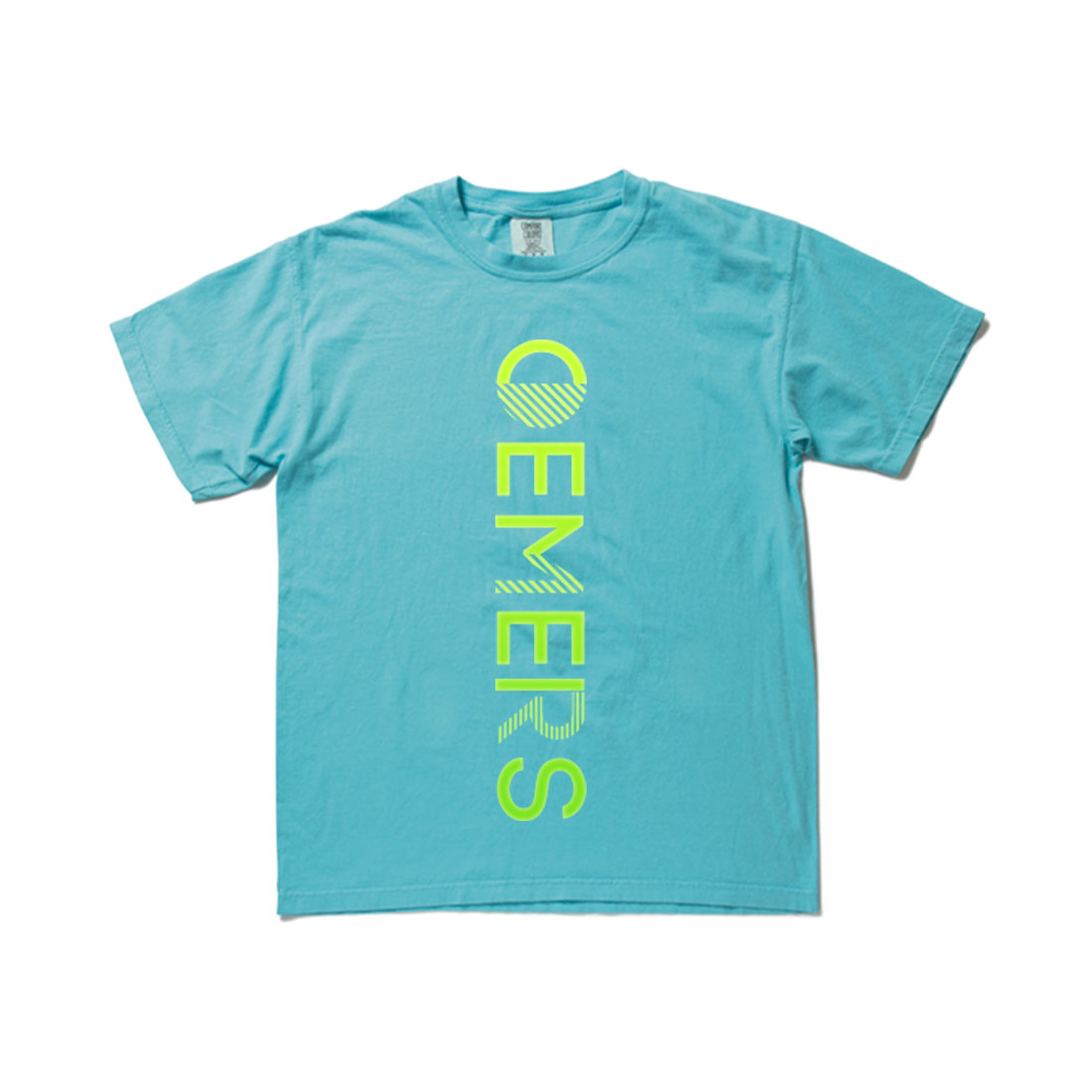 ヴィンテージTシャツ ターコイズ ブルー