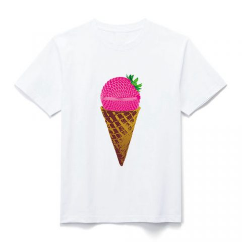マイク Tシャツ
