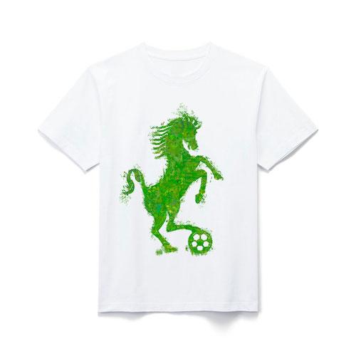 草馬 Tシャツ