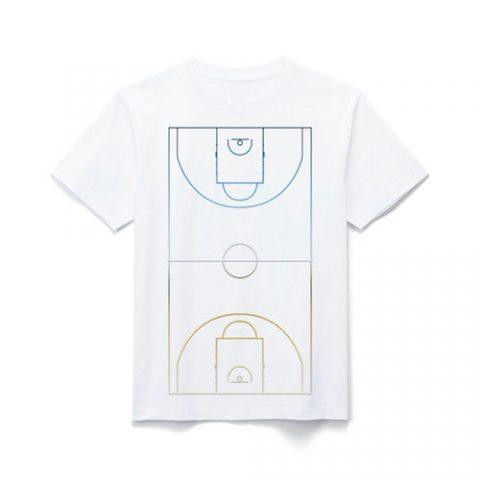 バスケ コート デザイン