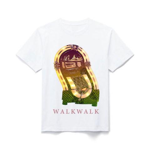 ジュークボックス デザイン Tシャツ