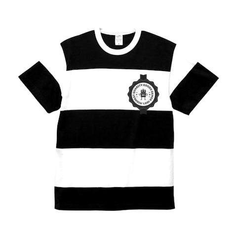 ボーダー ラガー Tシャツ