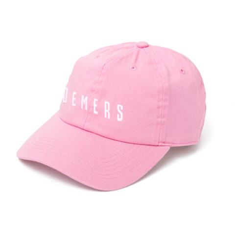 キャップ ピンク デザイン
