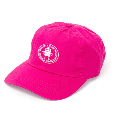 キャップ ピンク